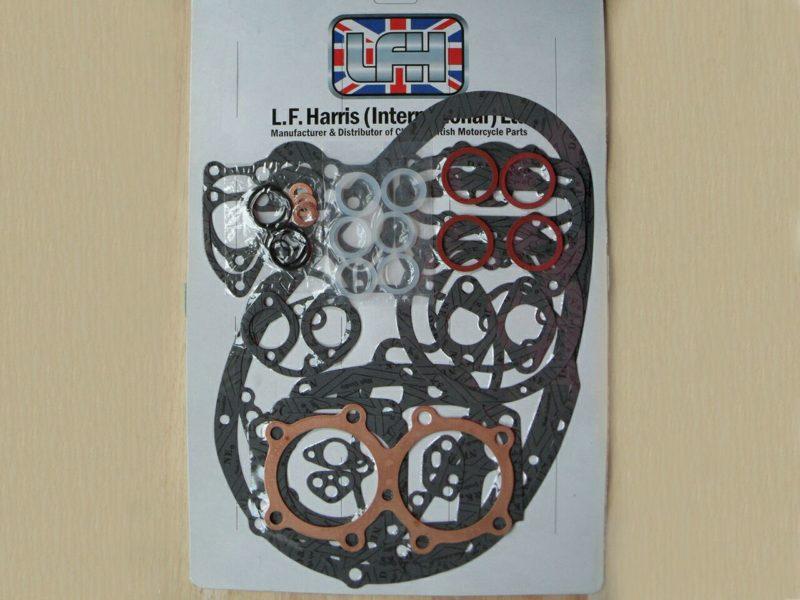 999939 Triumph T120 gasket set 1963-74 - Classic Bike Spares