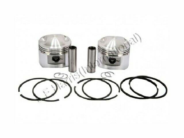 Triumph T140 piston set 1972 on Classic Bike Spares