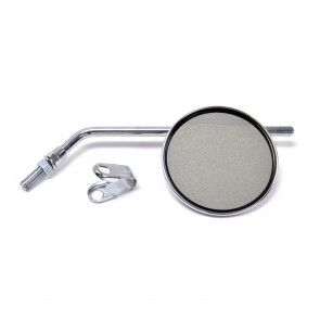 "Clamp-on 7/8"" mirror - Classic Bike Spares"