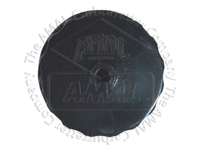 Amal mixing chamber top, adjuster type - Classic Bike Spares