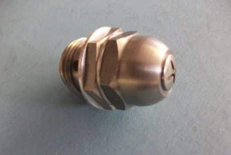 Triumph oil pressure release valve with tell tale - Classic Bike Spares