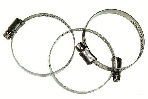 Hose clamp 45-65mm diameter - Classic Bike Spares