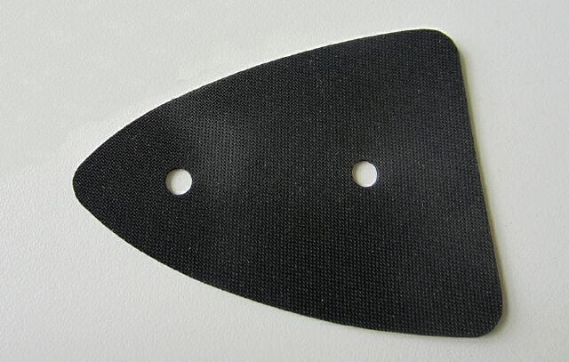 Tail light reflector backing rubber - Classic Bike Spares