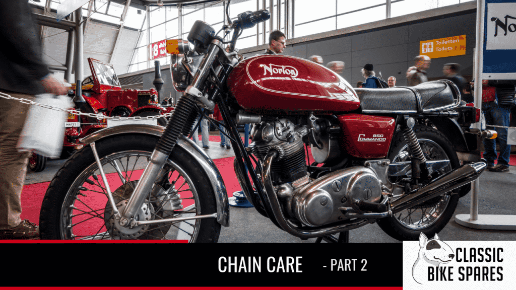 Chain Care Part 1 - Classic Bike Spares