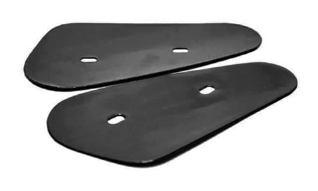 29-7868/9 BSA knee grip mounting plates - Classic Bike Spares