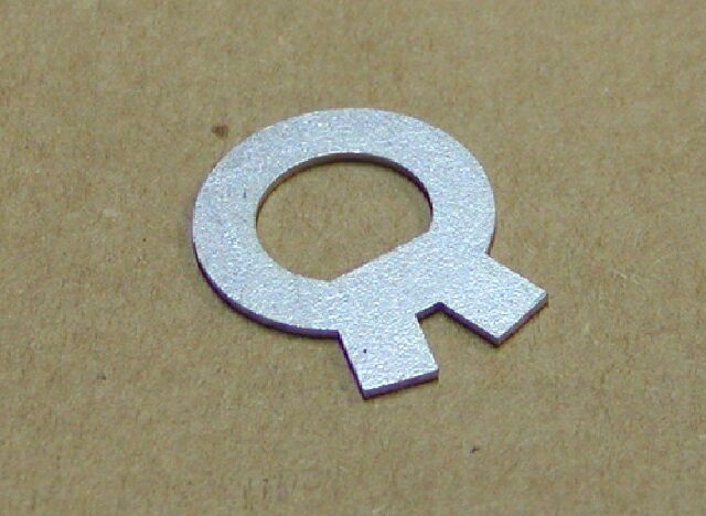 Triumph centre stand lock tab washer - Classic Bike Spares