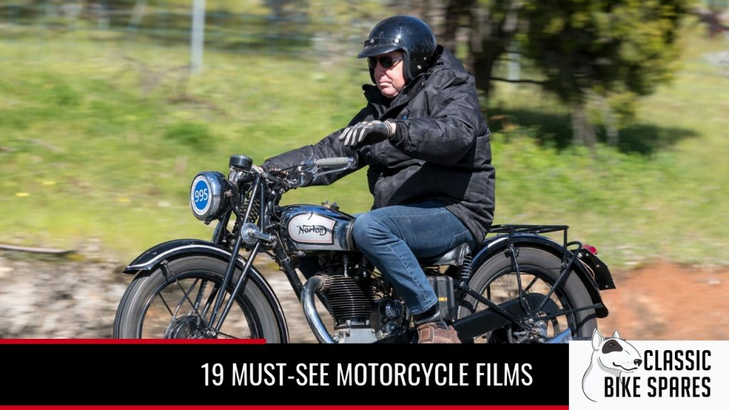 19 Must-See Motorcycle Films - Classic Bike Spares