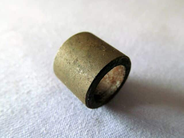 Early Norton Commando centre stand spacer - Classic Bike Spares