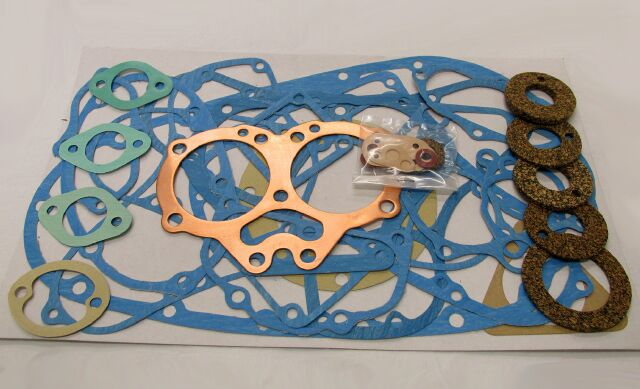 BSA A10 Super Rocket gasket set - Classic Bike Spares