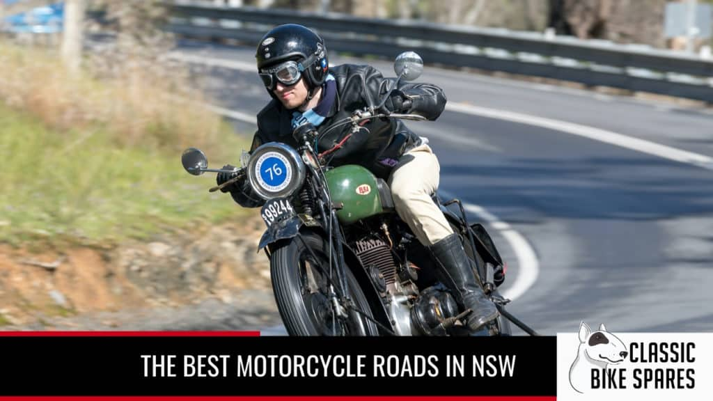 the best motocycle roads - Classic Bike Spares