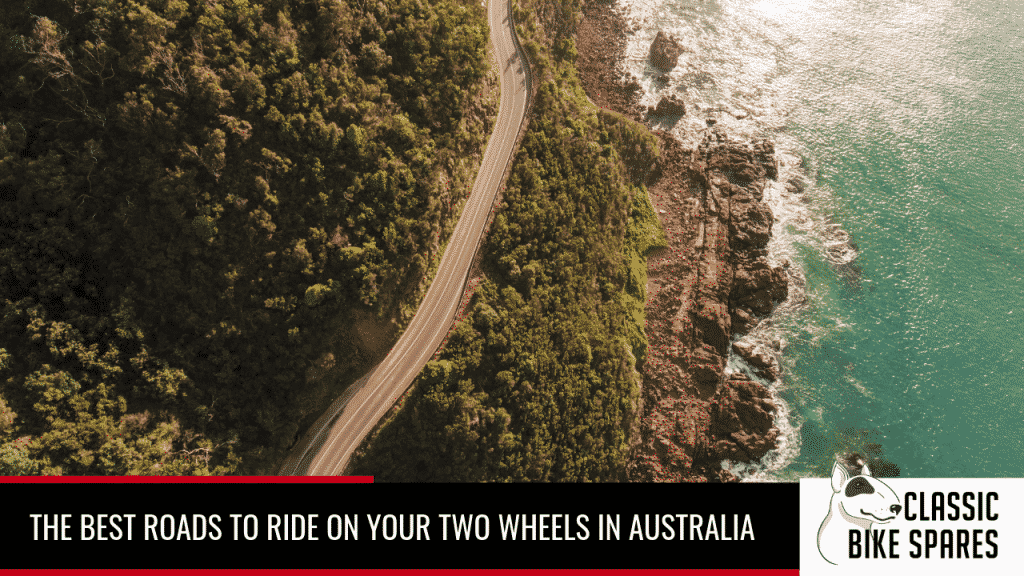 The Best Motorcycle Roads in NSW - Classic Bike Spares