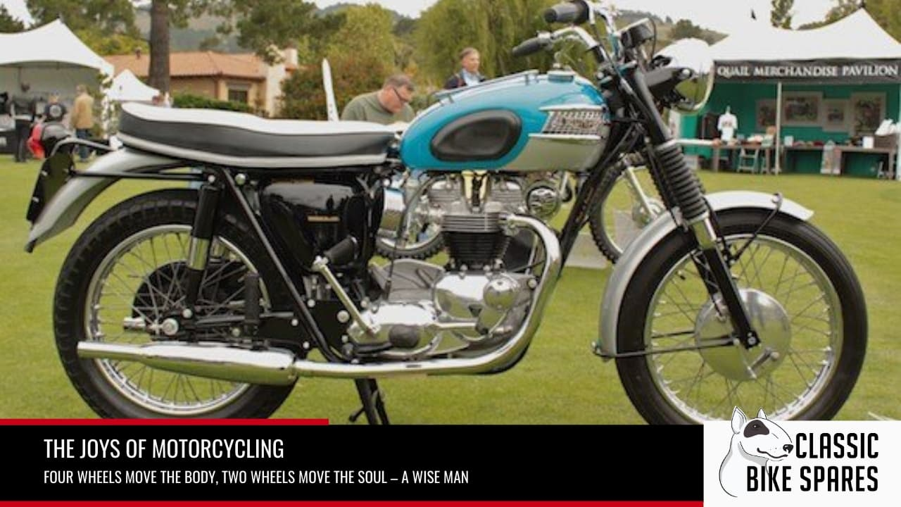 Triumph Motorcycles - The History - Triumph Motorcycle