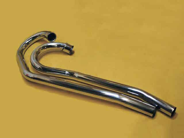0623801 Norton Commando 750SS exhaust pipes - Classic Bike Spares