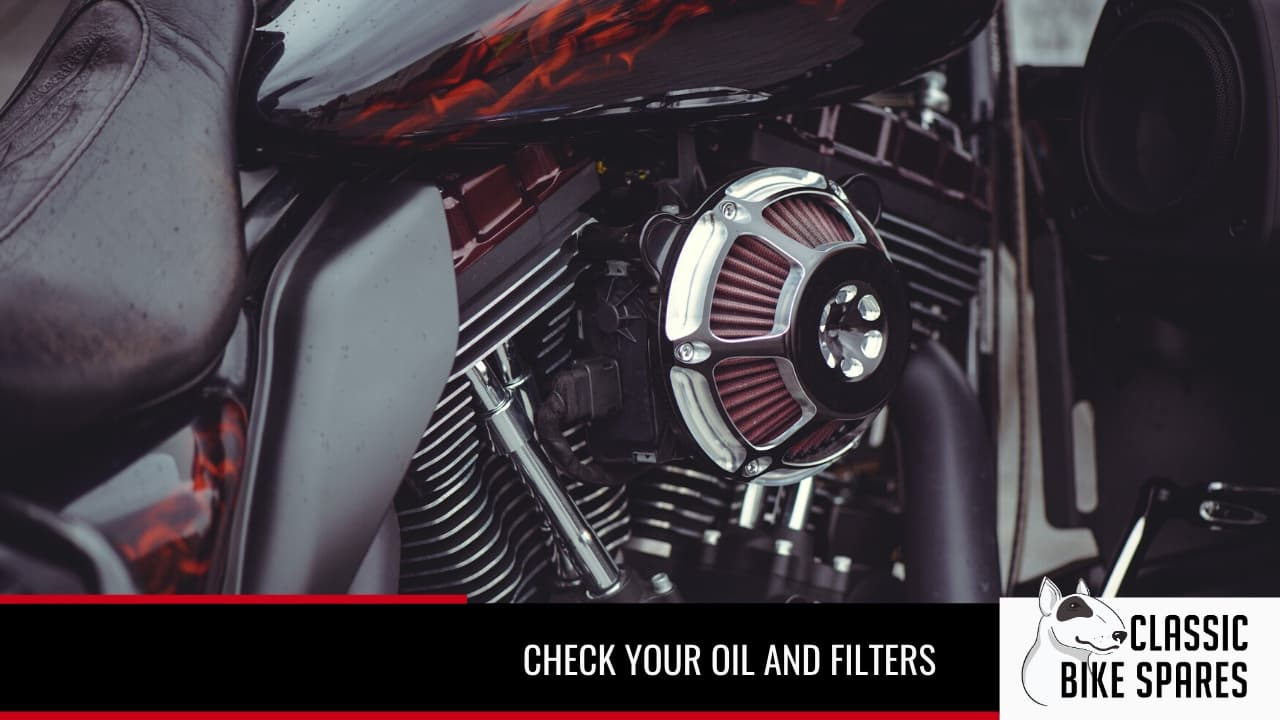 DIY Maintenance for Your Classic Motorbike -