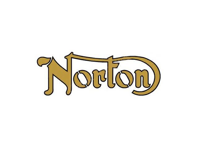 061040 Norton logo petrol tank transfer - Classic Bike Spares