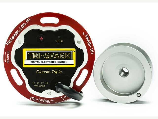 TRI-0002 Tri-Spark ignition system - Classic Bike Spares