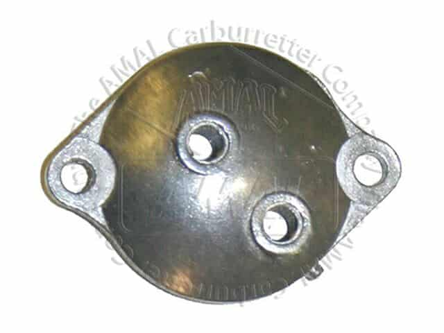 928/098 Amal mixing chamber top to fit 2 ferrules - Classic Bike Spares