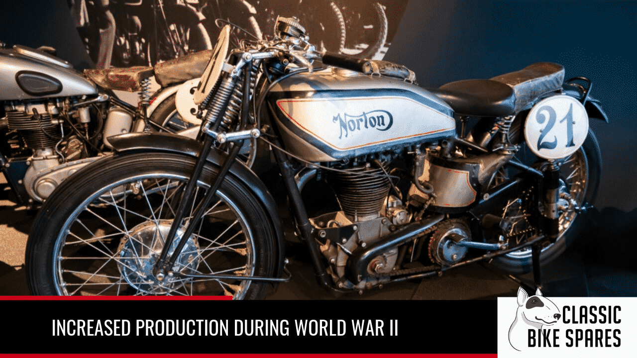 The History of Norton Motorcycles - Norton Motorcycles