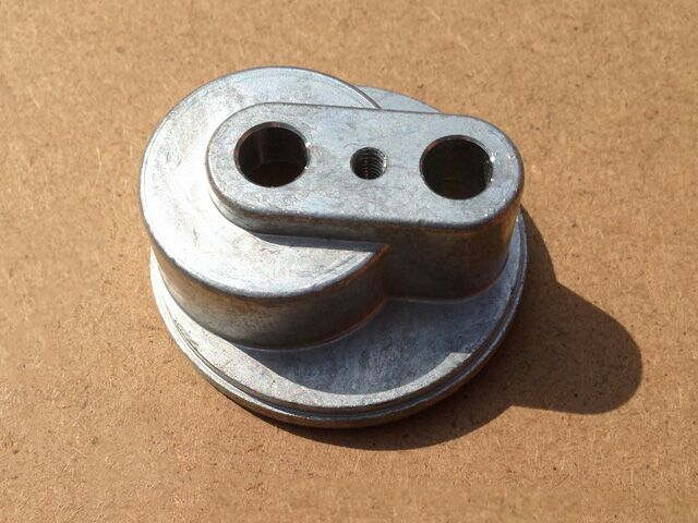 389/099 Amal 389 Series mixing chamber top - Classic Bike Spares