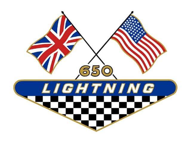 600835 BSA 650 Lightning decal - Classic Bike Spares