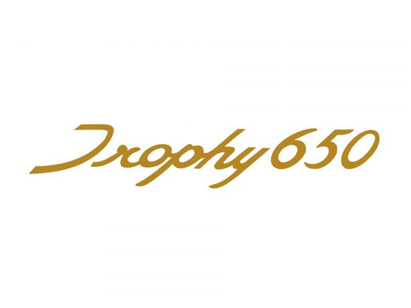601920 Triumph Trophy 650 transfer - Classic Bike Spares