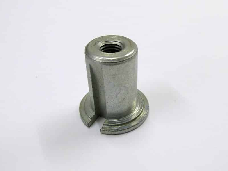 973601 Triumph steering damper sleeve nut UNF - Classic Bike Spares