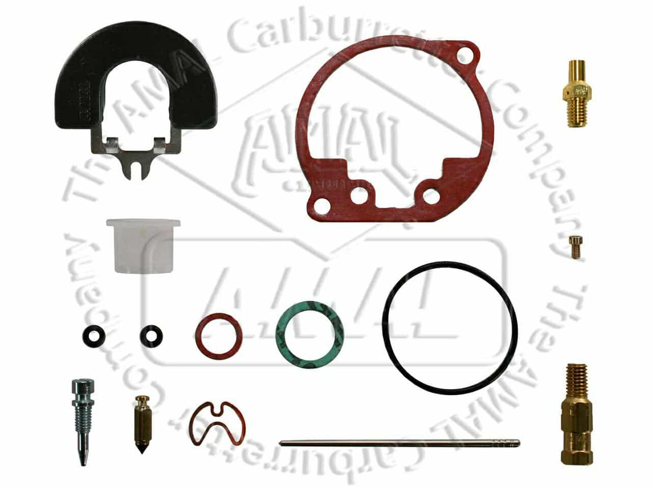 RKC/561 Amal major concentric carburettor repair kit with Stay Up float - Classic Bike Spares