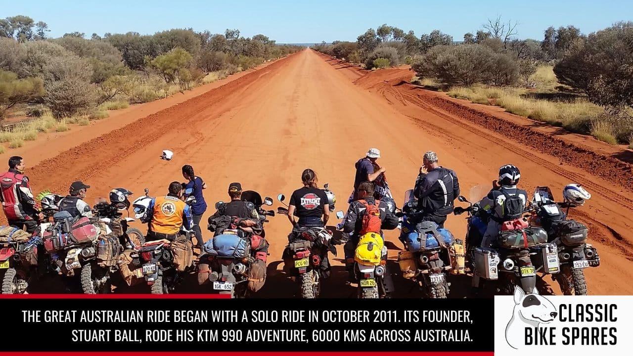 the great australian ride