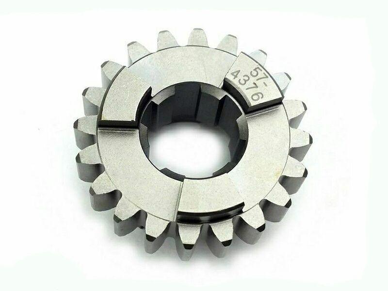 574376 Triumph 5 speed mainshaft 4th gear - Classic Bike Spares