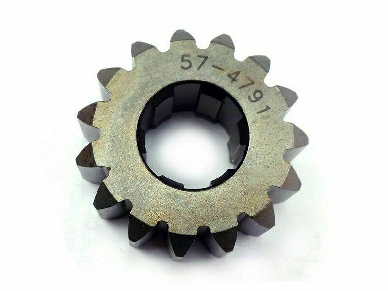 574791 Triumph 5 speed layshaft 5th gear - Classic Bike Spares