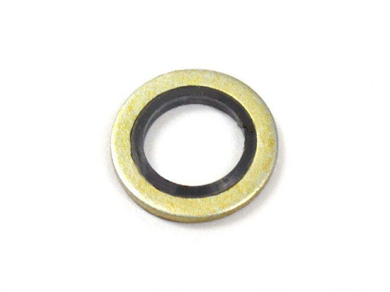 974004 Triumph T120 T140 fork leg cap bonded sealing washer 1971 on - Classic Bike Spares