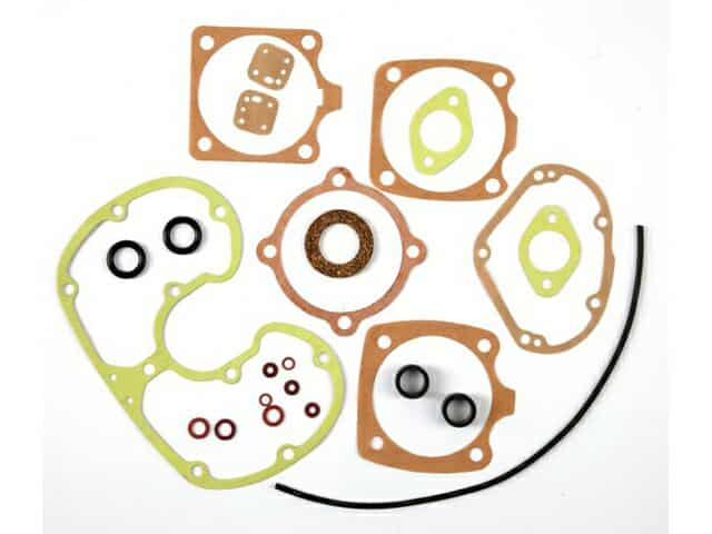 AM165 AJS Matchless complete gasket set 1949-61 - Classic Bike Spares