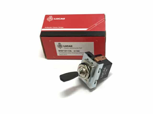 31780 Lucas 2 position 57SA toggle switch - Classic Bike Spares
