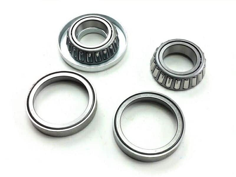 99-3733A Triumph steering tapered bearing conversion kit - Classic Bike Spares