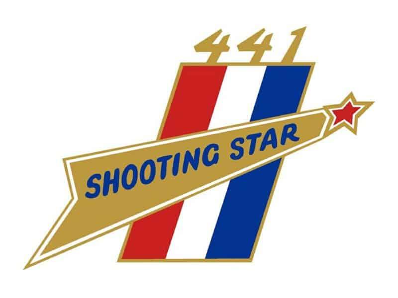 BSA B44 Shooting Star 441 side cover transfer - Classic Bike Spares