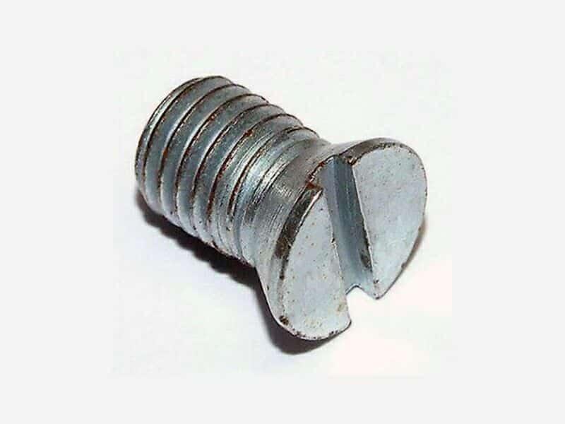 Dynamo field coil countersunk screw - Classic Bike Spares